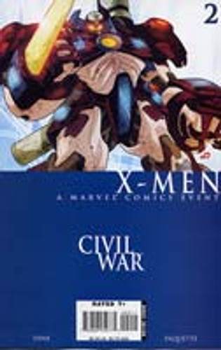 Civil War: X-Men # 2
