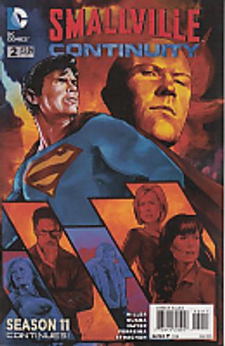 Smallville: Season 11 # 2