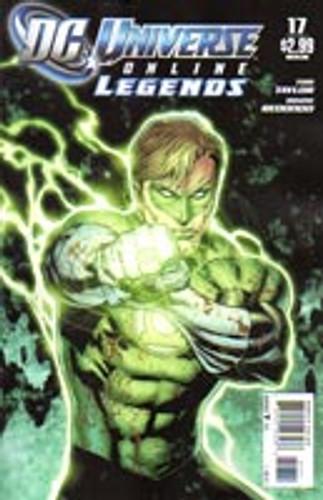 DC Universe: Legends # 17
