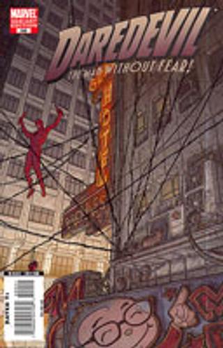 Daredevil # 500c limited variant