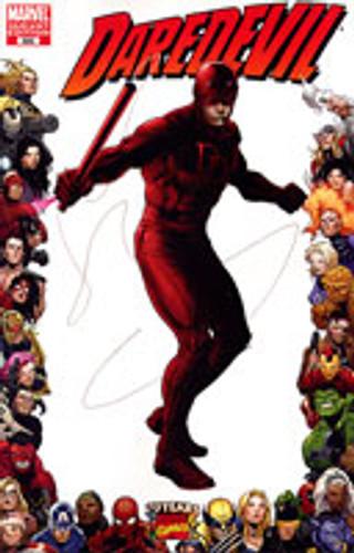 Daredevil # 500b limited variant