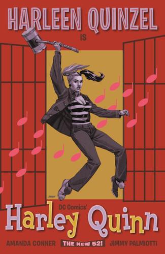 Harley Quinn # 16b Limited 'MOVIE' Varaint