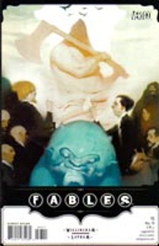 Fables # 93