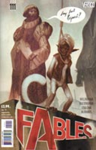 Fables # 111