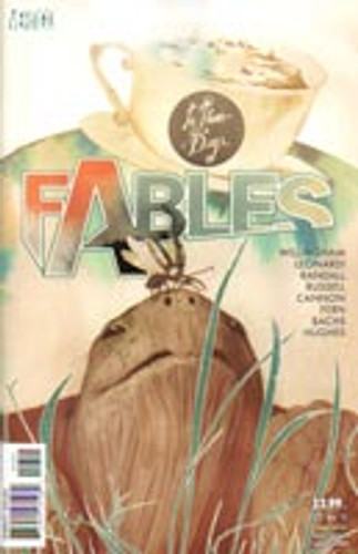 Fables: In Those Days # 113