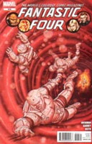 Fantastic Four # 606