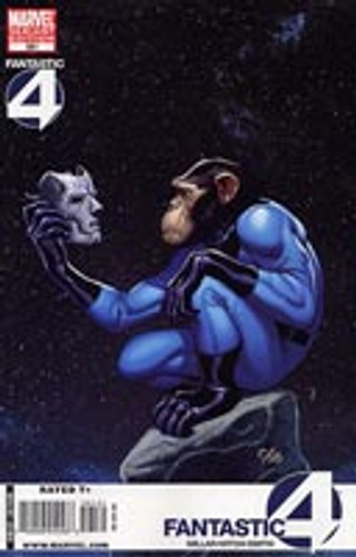 Fantastic Four # 561b Limited Variant