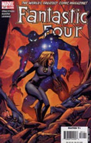Fantastic Four # 531
