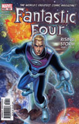 Fantastic Four # 522