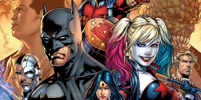 HOT SERIES: Justice League Vs Suicide Squad