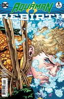 Aquaman: Rebirth #1 (2016-)