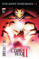 Uncanny Inhumans #14