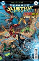 Justice League #8 (2016- )