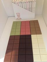 Organic Chocolate Sampler - Case of 12