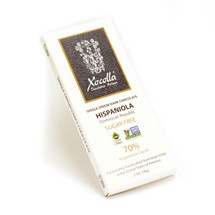 Single Origin Craft Chocolate  -  Sugar Free HISPANIOLA