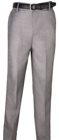 Boy's Light Gray Dress Pants