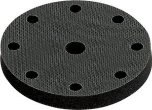 Interface Sander Backing Pad for RO 125 Sander, D125, 1 Pack
