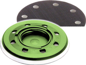 Polishing Sander Backing Pad for RO 125 Sander, D125, 1 Pack