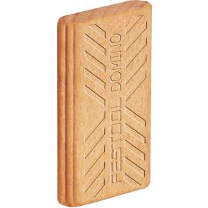 Domino Tenon, Beech Wood, 14 X 75, 104-Pack