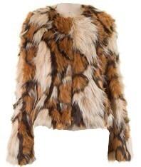 Mecca Fur Jacket