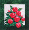 English Roses Paper Piecing Quilt
