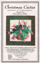 Christmas Cactus Front Cover