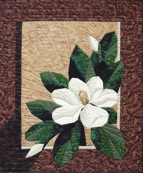 Magnolia - Foundation Paper Piecing Pattern - 25