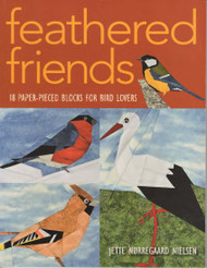 Feathered Friends Front Cover