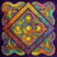 Joy Foundation Paper Piecing Quilt