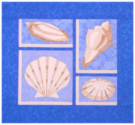 Scallops & More Paper Piecing Patterns Quilt