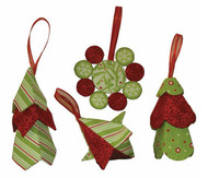 Bells & Bobbles Holiday Ornaments