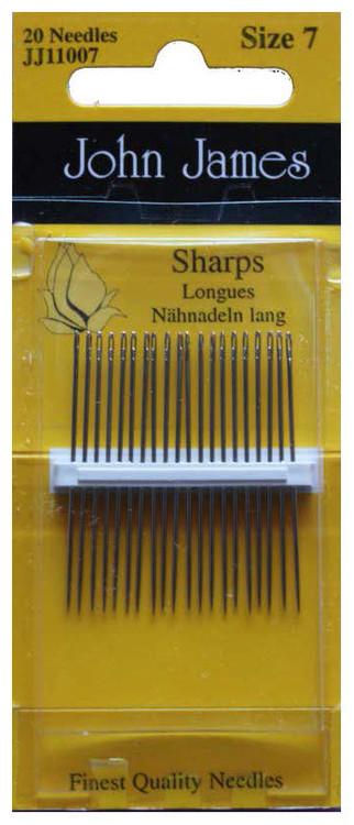 John James Sharps Needles