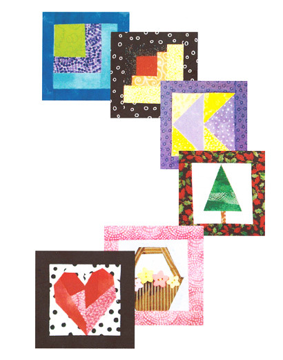Foundation Piecing #101 - Learn to Paper Piece