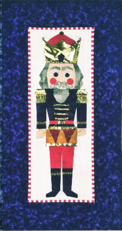 Johann The Nutcracker Foundation Paper Piecing Quilt