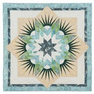 Twinkle Star Foundation Paper Piecing Quilt