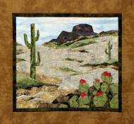 Southwest Splendor Picture piecing Quilt Block