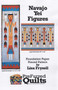 Navajo Yei Figures Foundation Paper Pieced Quilts Front Cover