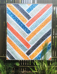 The Baby Herringbone Quilt