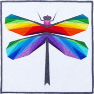 Gossamer Wings Foundation Paper Pieced Quilt