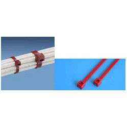 "7.4"" Panduit Halar (Plenum) Cable Tie PLT2S-C702Y"