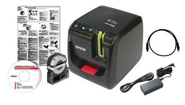 Epson KSUN PX-800 desktop label printer