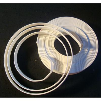 """1"""" ID Preflattened Shrink Tube for K4350 and I Class printers (100 feet) (Cardboard reel)"""
