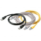 1.7 Feet Category 5e Premade Patch cord