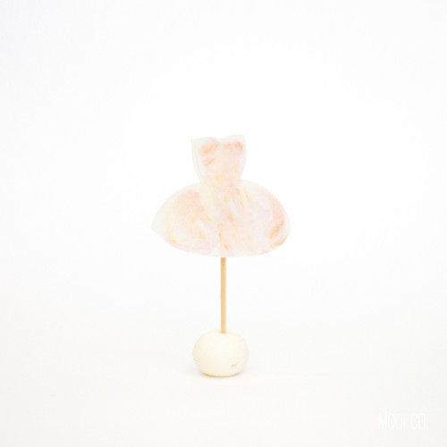 Cupcake Topper - Tutu Tea Party (set of 6)