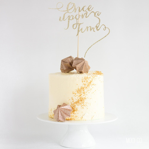 Cake Topper - Fairytale Party