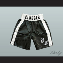 Mr T Clubber Lang Rocky Movie Boxing Shorts