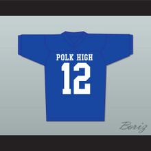 Al Bundy 12 Polk High Football Jersey Married With Children Ed O' Neill Stitch Sewn