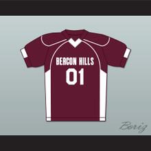 Peter Hale 01 Beacon Hills Cyclones Lacrosse Jersey Teen Wolf