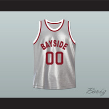 Saved By The Bell 00 Bayside Tigers Basketball Jersey