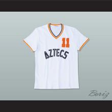 Los Angeles Aztecs Football Soccer Shirt Jersey White